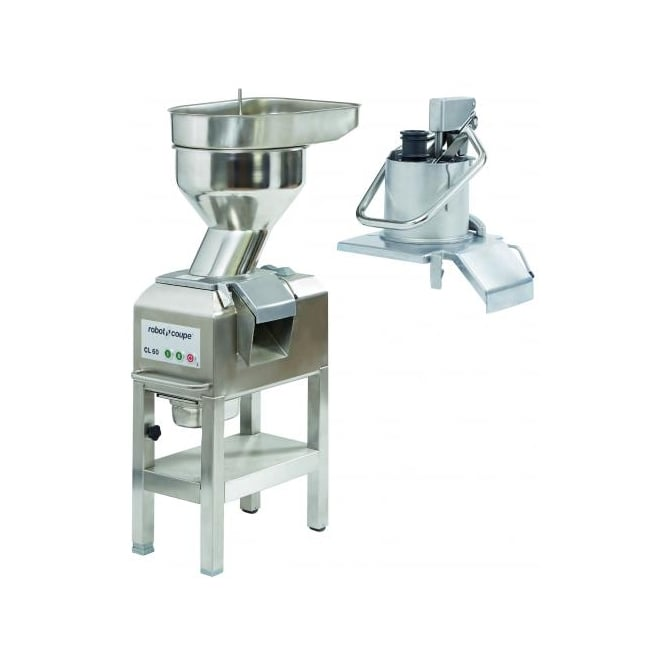 Robot Coupe CL60 VV/2 Vegetable Preperation Machine 4.2